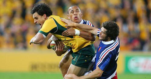 France Australia Test 1 2014