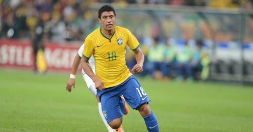 Paulinho: an outside bet 150/1 for the Golden Boot