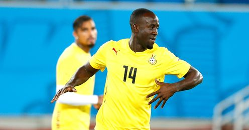 World Cup dream for Adomah