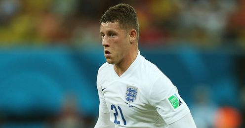 Ross Barkley should play against Costa Rica, says Jamie