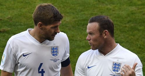 Wilkins: Rooney for captain