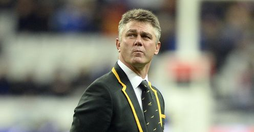 Heyneke  Meyer South  Africa Coach Rugby Union