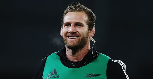 RUGBY RUGBY UNION KIERAN READ