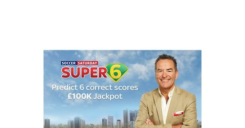Jeff Stelling's Super 6 picks