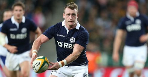 Scotland Sevens call for Hogg