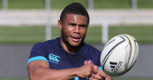 UNION KYLE EASTMOND ENGLAND