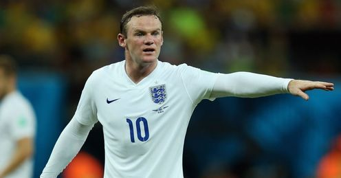 Rooney would suit a central role against Uruguay, says Jamie