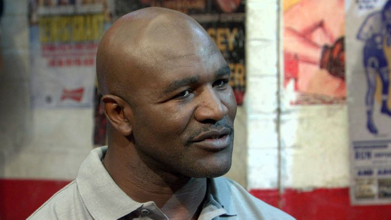 We know what happened when Mike Tyson took a chunk out of his ear, but how did Evander Holyfield react and why didn't he get his revenge.