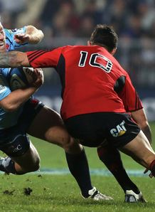 bernard foley dan carter crusaders waratahs