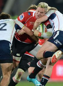 Alwyn Hollenbach lions rebels