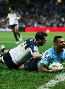kurtley beale waratahs brumbies