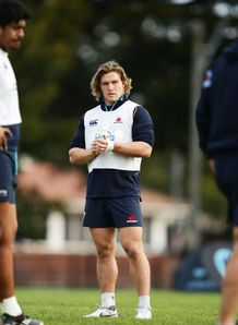 michael hooper waratahs training