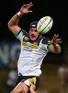 Ben Mowen Brumbies captain SR 2014