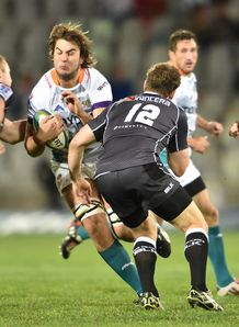 Cheetahs lock Lood de Jager against the Sharks