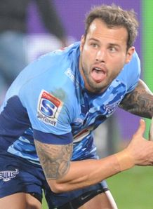 Francois Hougaard of the Bulls