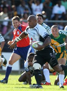 Nemani Nadolo Fiji v Cook Islands RWC qualifier 2014