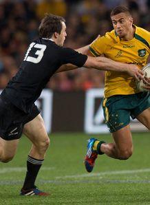 Peter Betham Aus v NZ 2013