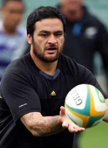 Piri Weepu ABs training 2013