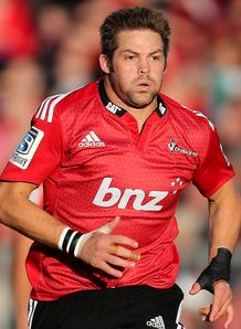 Richie McCaw Crusaders SR 2014