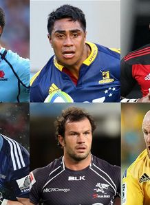 SUPER RUGBY TEAM OF THE YEAR