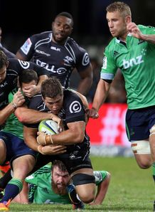 WILLEM ALBERTS SHARKS V HIGHLANDERS