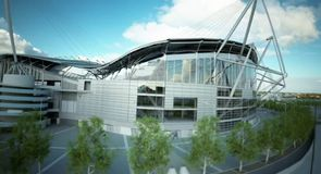 City's Etihad expansion underway