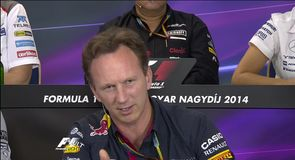 Horner - Focus is all wrong
