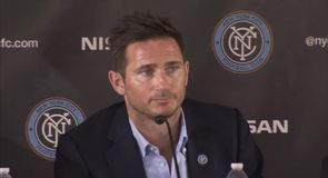 Frank Lampard signs for New York City