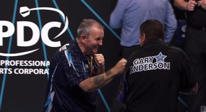 Road to the final - Phil Taylor