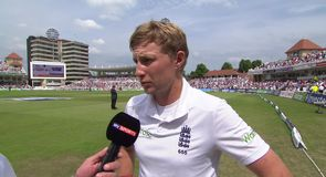 Root praise for Anderson