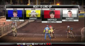 Sheffield v Somerset - Heat 13