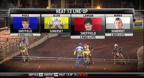 Sheffield v Somerset - Heat 13