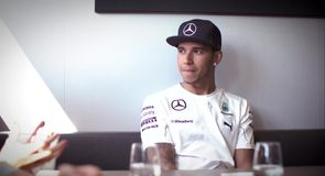 Hamilton hoping luck is on his side