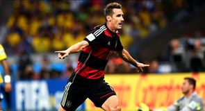Is Klose one of the best?