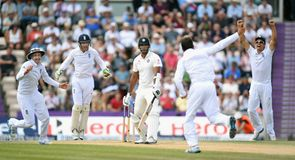 England v India - 3rd Test, Day 5