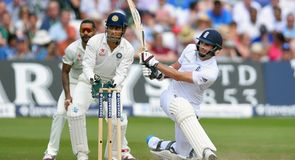 England v India - 1st Test, Day 4
