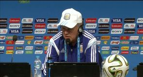 Sabella focused on Final