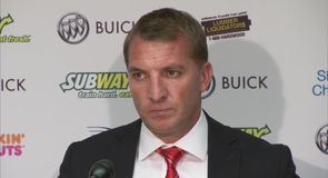 Rodgers not let down by Saurez