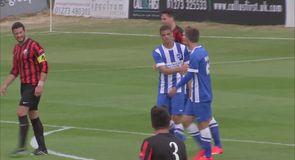 Lewes 0-5 Brighton
