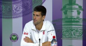 Djokovic wary of Federer threat