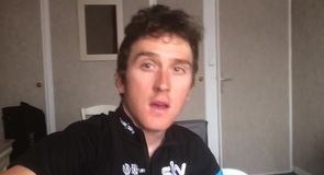 Geraint Thomas Video Blog: Stage 20