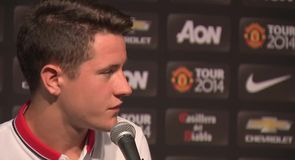 Herrera looking ahead