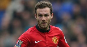 Mata: LVG 'perfect' for the club