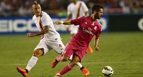 ICC - Roma v Real Madrid
