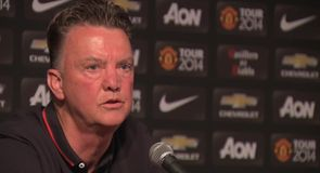 Van Gaal can break transfer record