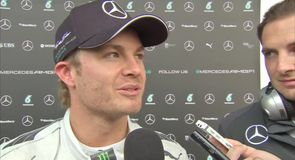 Rosberg responds to Lewis claims