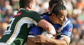 Super League Superstars - Nigel Vagana