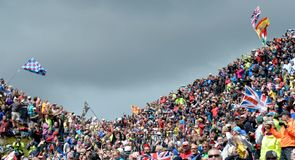 Hundreds of thousands of fans lined the route during the Grand Depart in Yorkshire