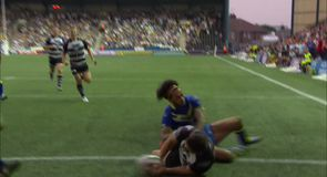 Widnes v Warrington - Try of the Night