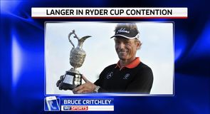 Langer in Ryder Cup contention